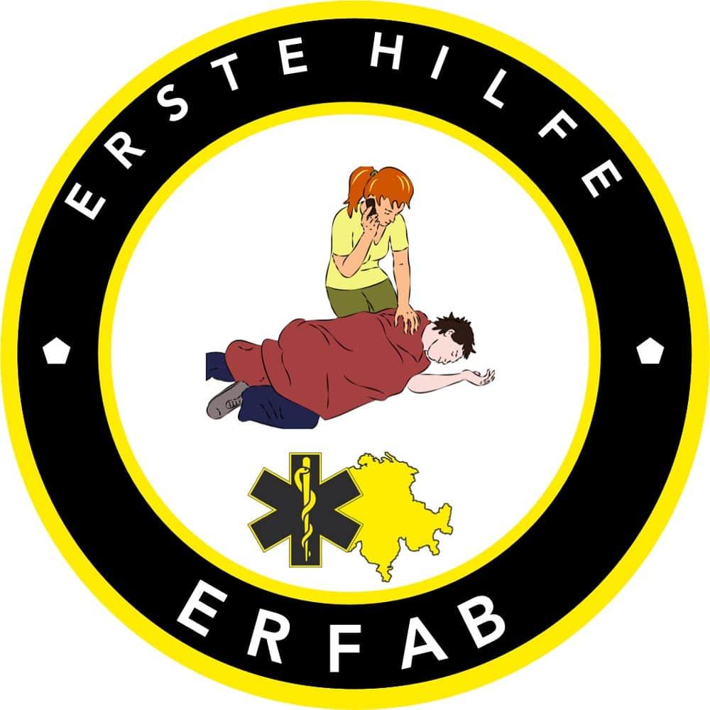 Erste Hilfe Ausbildung von ERFAB